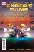 Ender's Game The League War Vol 1 1