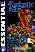 Essential Series Fantastic Four Vol 1 5