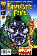 Fantastic Five Vol 1 5