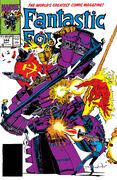 Fantastic Four Vol 1 344