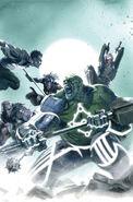 Fear Itself Hulk vs. Dracula Vol 1 2 Textless