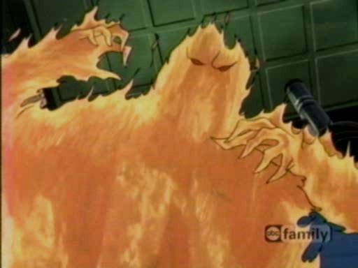 Fire Monster (Earth-8107)
