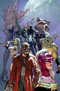 Free Comic Book Day Vol 2014 Guardians of the Galaxy Textless