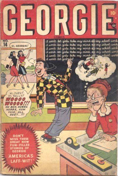 Georgie Comics Vol 1 14
