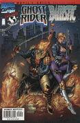 Ghost Rider Ballistic Vol 1 1