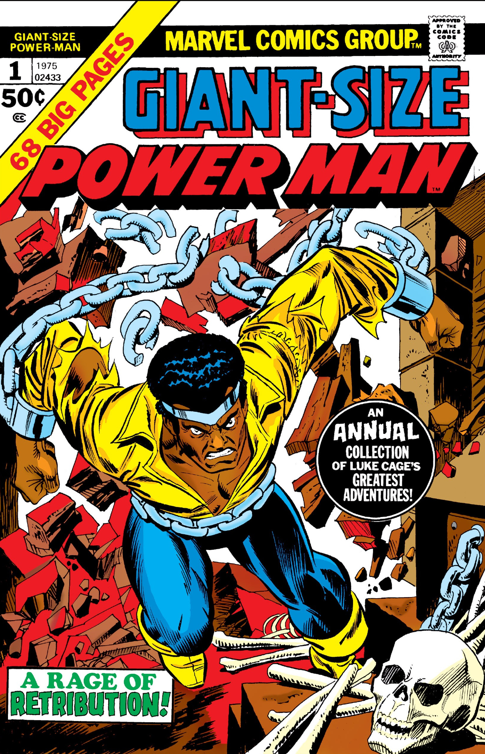 Giant-Size Power Man Vol 1 1