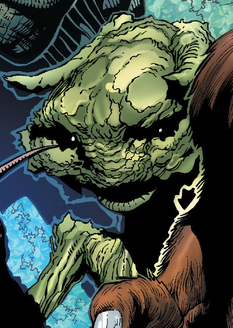 Green Thing (Plant) (Earth-616)
