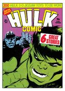 Hulk Comic (UK) Vol 1 6
