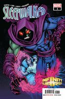 Infinity Wars Sleepwalker Vol 1 1