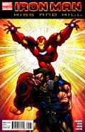 Iron Man - Kiss & Kill Vol 1 1