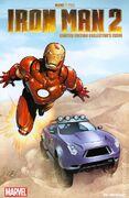 Iron Man Royal Purple Custom Comic Vol 1 1