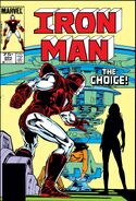 Iron Man Vol 1 204