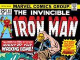 Iron Man Vol 1 84