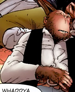 Jesse James (Earth-8101)