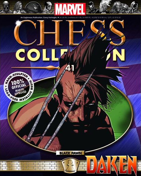 Marvel Chess Collection Vol 1 41