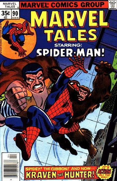 Marvel Tales Vol 2 90