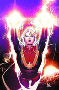 Mighty Captain Marvel Vol 1 1 Siqueira Variant Textless