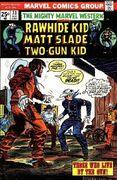Mighty Marvel Western Vol 1 33