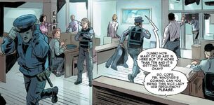 New York City Police Department (Earth-91053)
