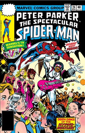 Peter Parker, The Spectacular Spider-Man Vol 1 24.jpg