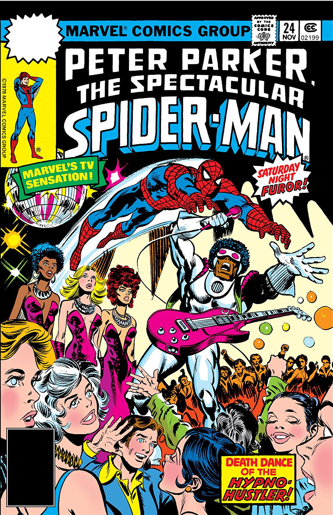 Peter Parker, The Spectacular Spider-Man Vol 1 24