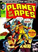 Planet of the Apes (UK) Vol 1 10