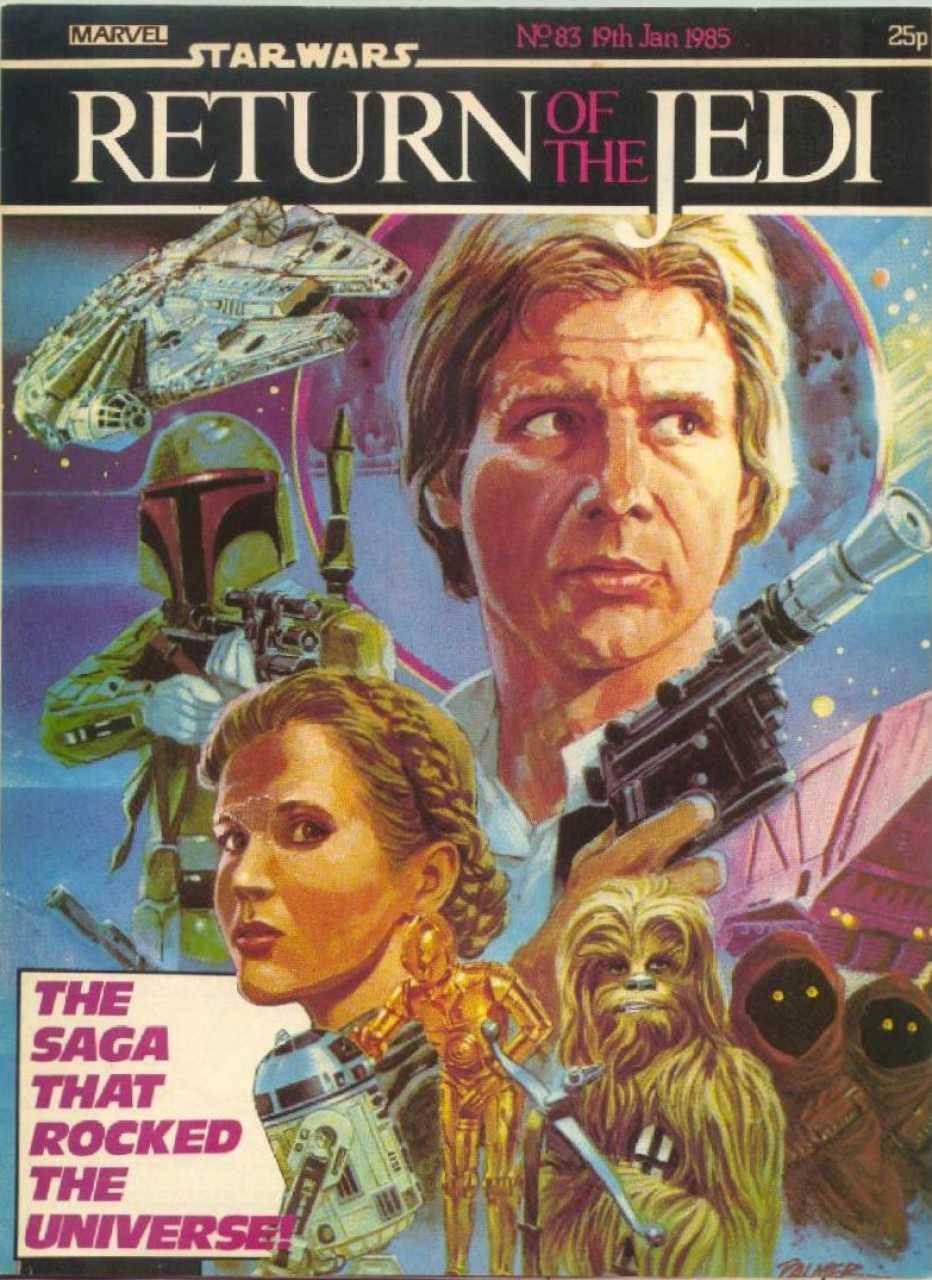 Return of the Jedi Weekly (UK) Vol 1 83