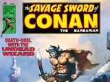 Savage Sword of Conan Vol 1 10