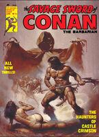 Savage Sword of Conan Vol 1 12
