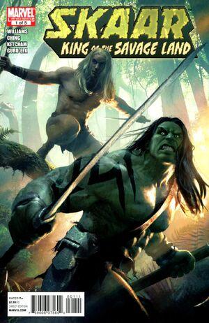 Skaar King of the Savage Land Vol 1 1.jpg