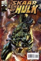 Skaar Son of Hulk Vol 1 1