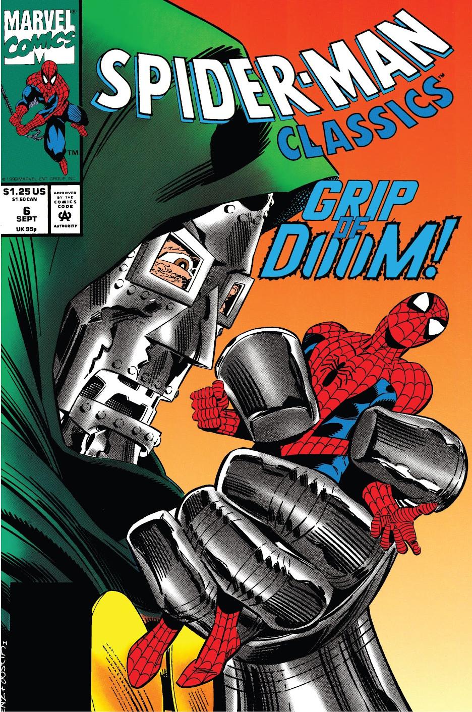 Spider-Man Classics Vol 1 6