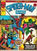 Spider-Man Comics Weekly Vol 1 149