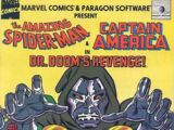 The Amazing Spider-Man & Captain America in Dr. Doom's Revenge!
