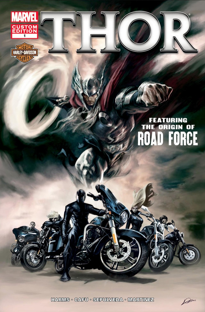 Thor / Road Force Vol 1 1