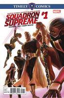 Timely Comics Squadron Supreme Vol 1 1