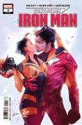 Tony Stark Iron Man Vol 1 4