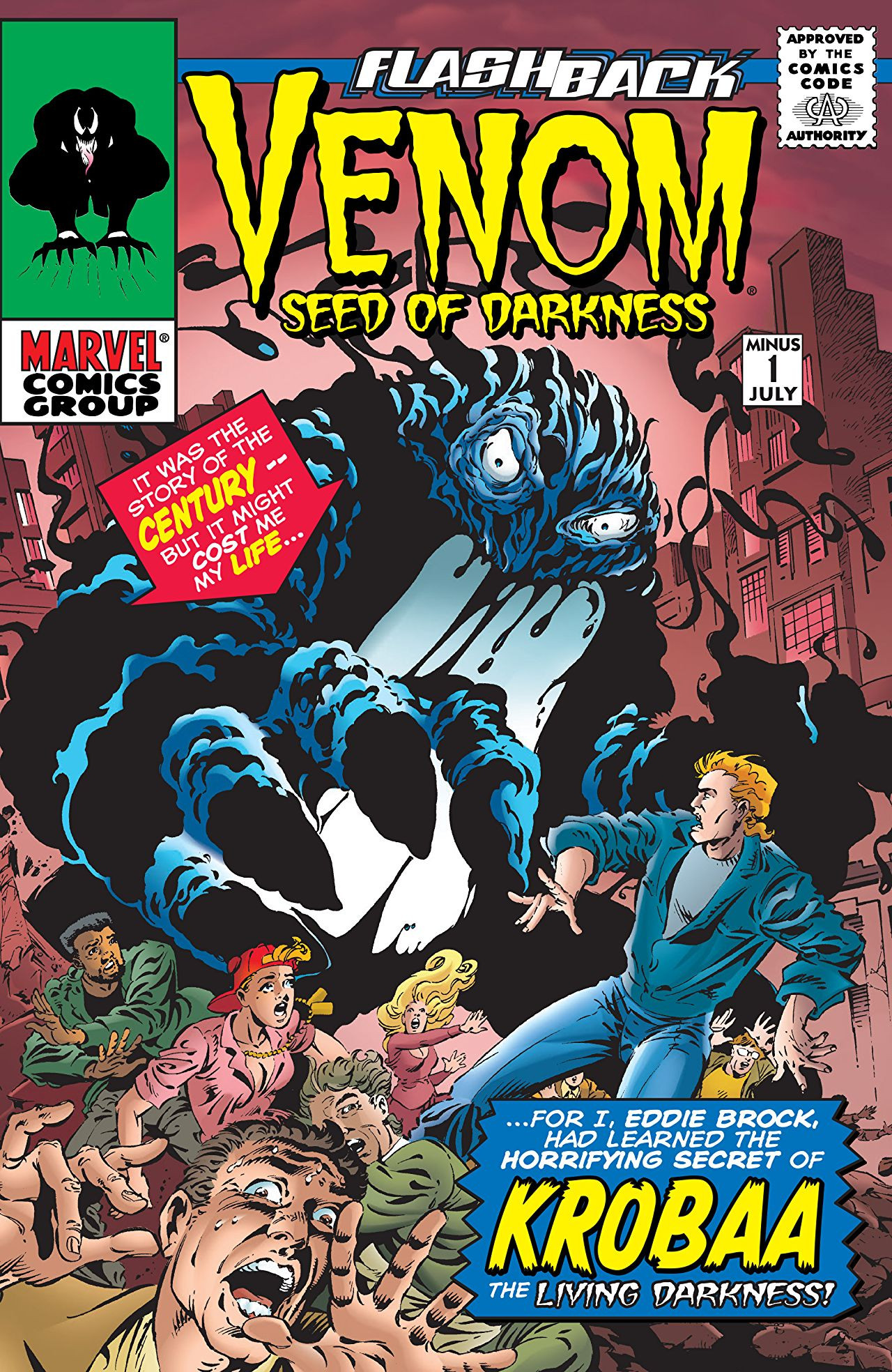 Venom: Seed of Darkness Vol 1 -1
