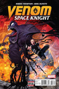 Venom Space Knight Vol 1 3