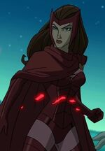 Wanda Maximoff (Earth-8096)