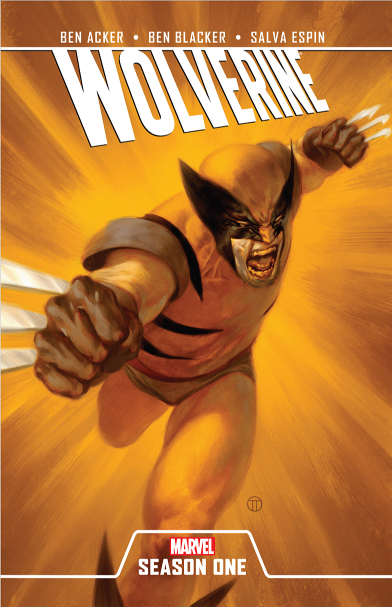Wolverine: Season One Vol 1 1