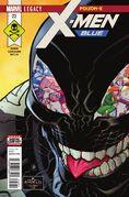 X-Men Blue Vol 1 22