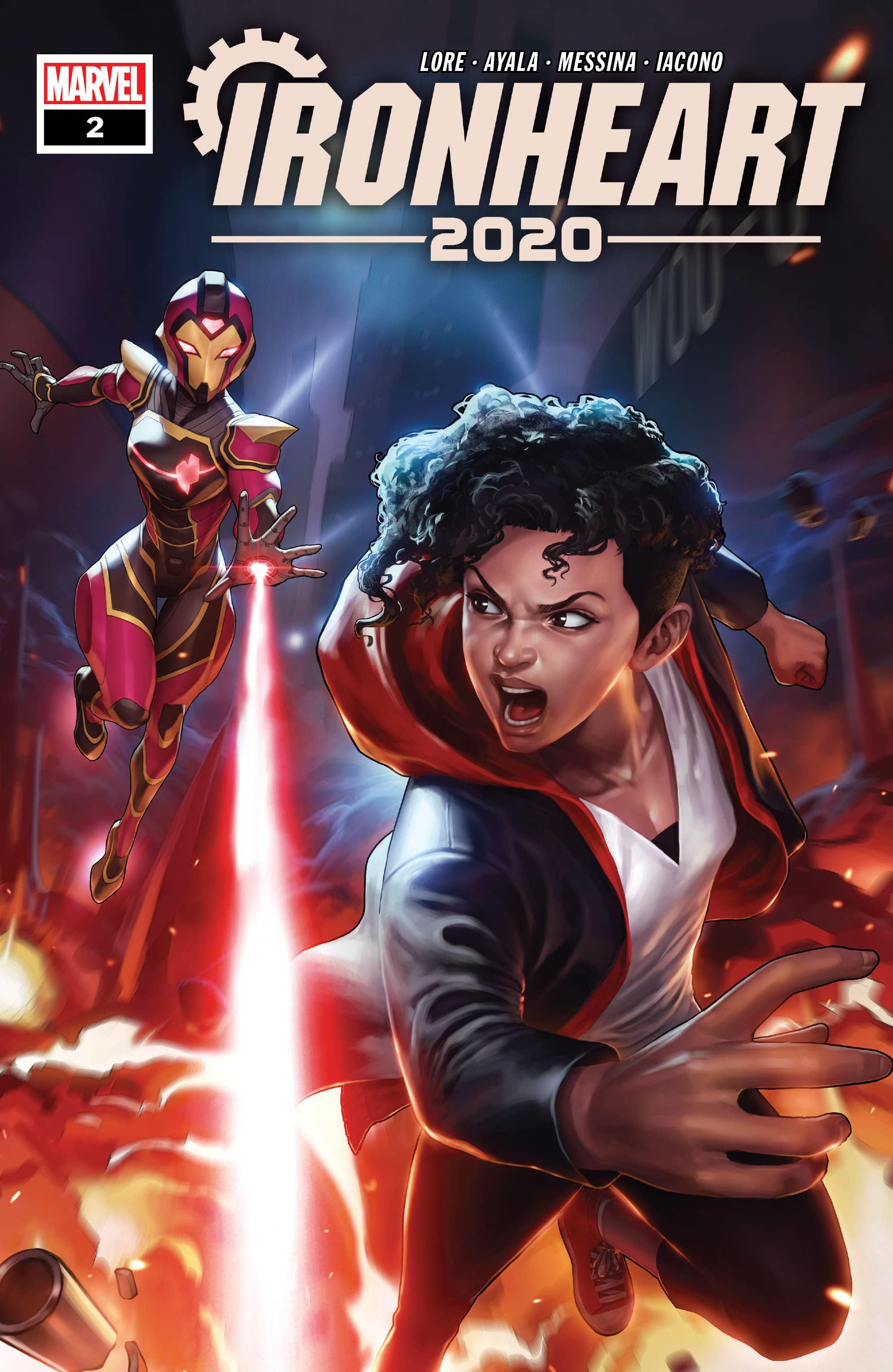 2020 Ironheart Vol 1 2