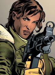 Abigail Brand (Earth-1610) from Ultimate Comics Ultimates Vol 1 20 001.jpg