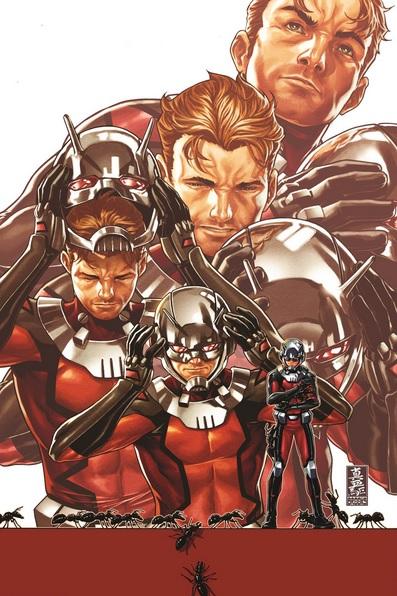 Ant-Man's Suit