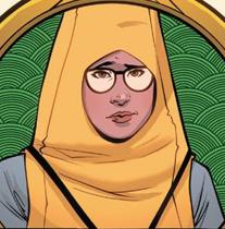 Aubrey Webber (Earth-616)