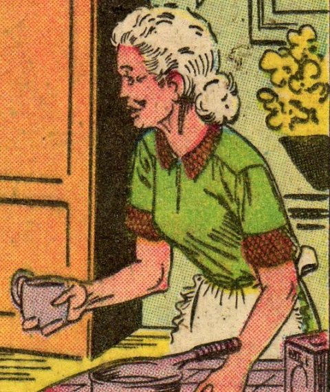 Aunt May (Earth-616)