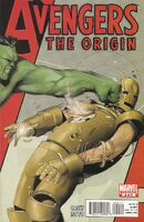 Avengers The Origin Vol 1 2
