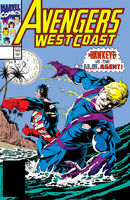 Avengers West Coast Vol 2 69