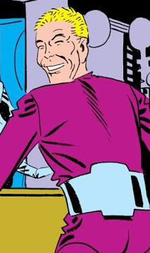 Barry Witherspoon (Earth-616)